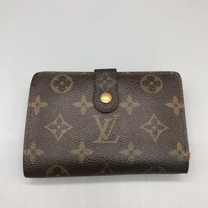 Authentic Louis Vuitton French purse wallet